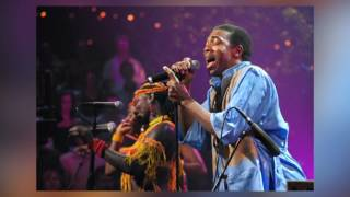say hello to four time grammy nominated afrobeat royalty femi kuti hello africa