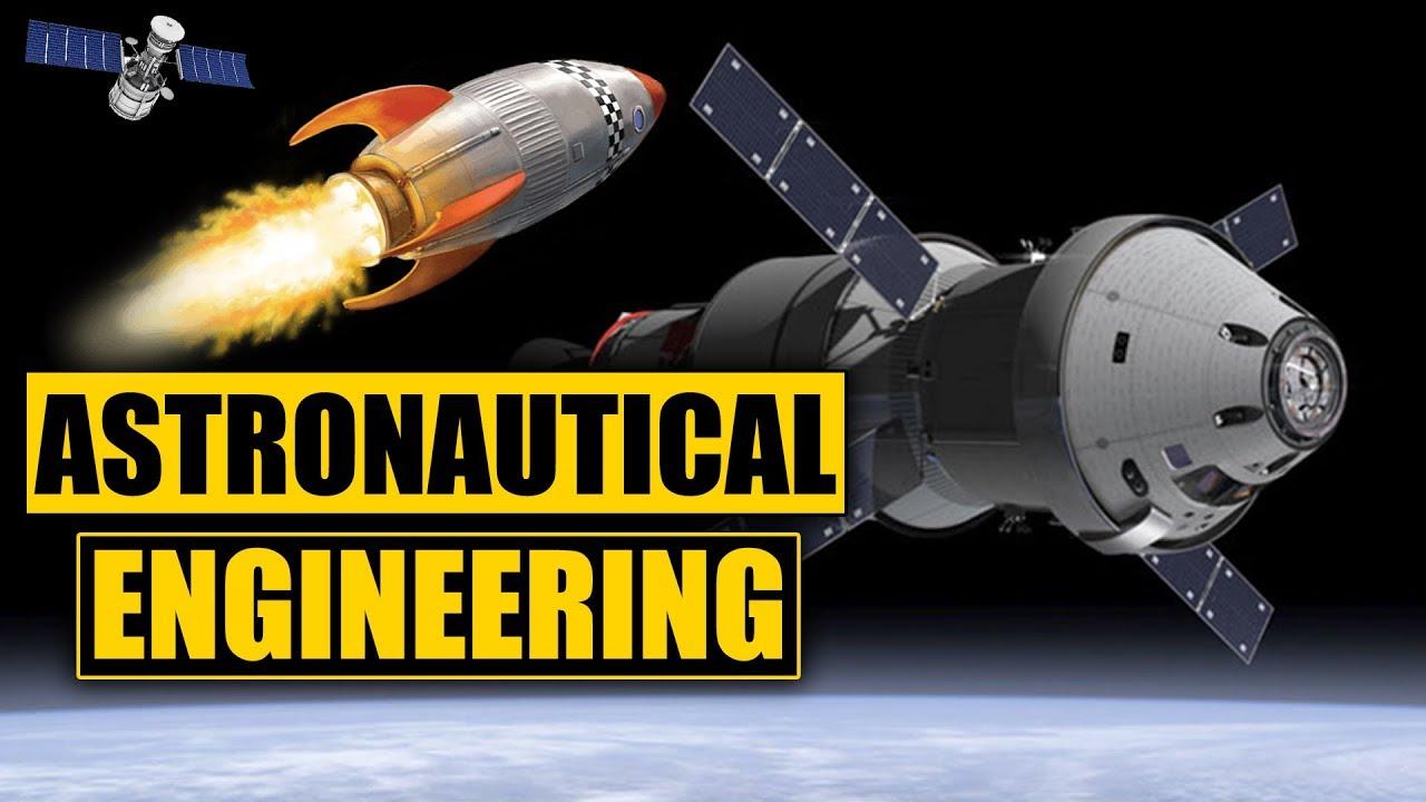 what is aerospace engineering astronautics