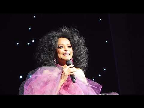 Diana Ross The Look of Love Las Vegas Feb 17 2019 Mp3