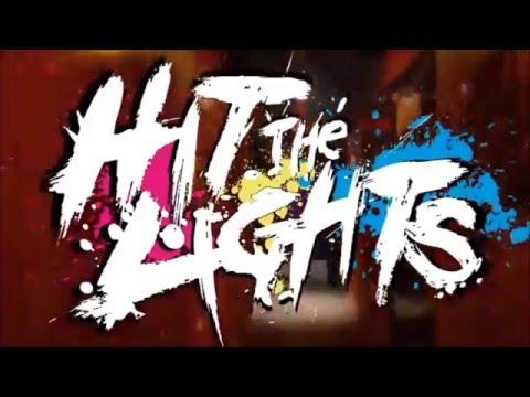 HIT THE LIGHTS - Vultures Don't Eat Vans DVD full show