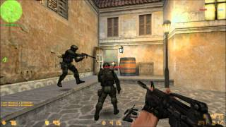 Counter-Strike Condition Zero Tour Of Duty 2 Mission 06 Inferno [Expert]