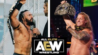 13 Wrestlers That HAVE SIGNED To All Elite Wrestling! (Pac/Neville, Chris Jericho & More!)