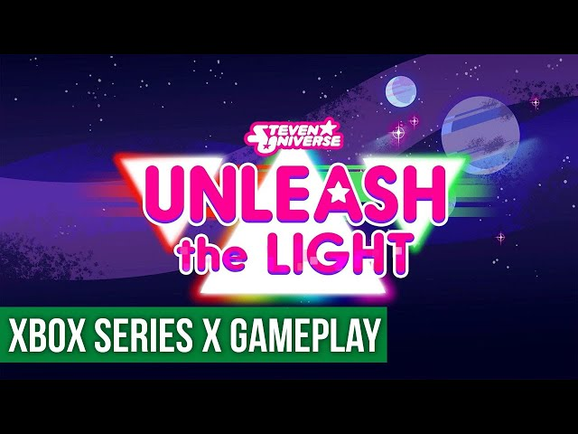 Steven Universe Unleash the Light - Gameplay (Xbox Series X) HD 60FPS