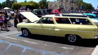 '64 Chevelle Wagon like you've never seen before ...