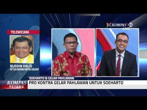 Pro Kontra Gelar Pahlawan Untuk Soeharto (Bag 2)