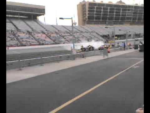 Drag Racing Car Show Atlanta Motor Speedway Hampton