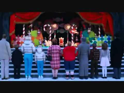 Wonka's Welcome Song(English) - YouTube