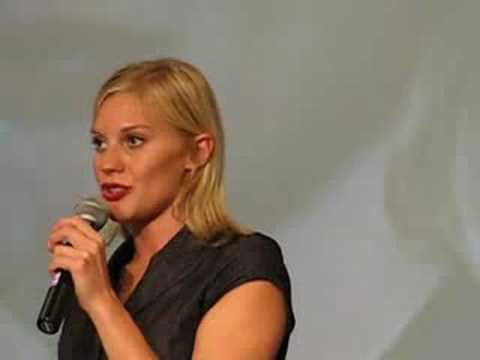 Katee Sackhoff BSG Con Chat (Pt 2) - Chicago Oct 07