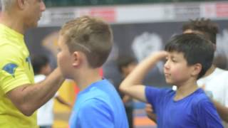 CAMP TITAN Summer Sports Camp 2018 1st Quarter Highlights