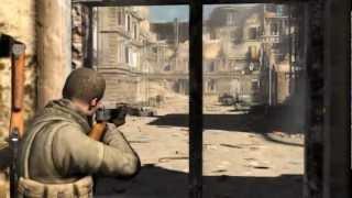 Gameplay - Sniper Elite V2 - PC - CJBR