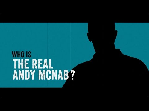 Who is the Real Andy McNab?