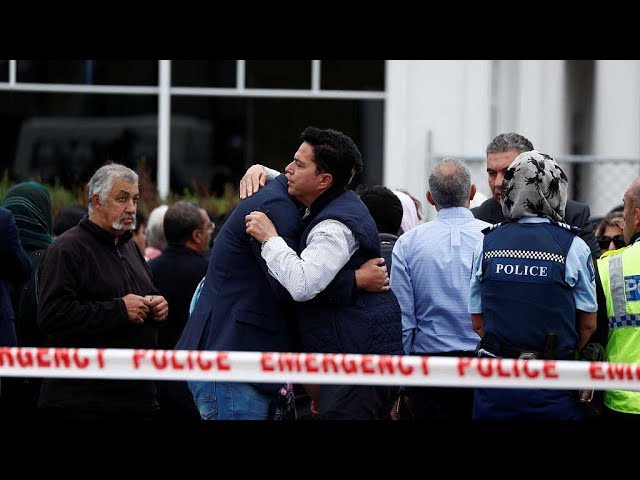 Australian police execute warrants related to Christchurch shootings