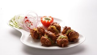 Mouth Watering Stuffed Mushroom Recipe With Airfryer By Vahchef