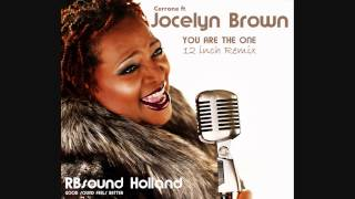 Cerrone ft. Jocelyn Brown - You Are The One (12inch) HQsound