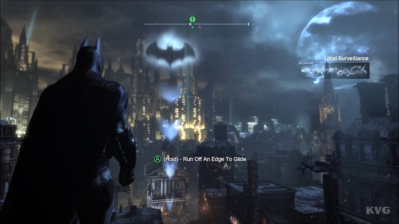Batman: Arkham City Gameplay (PC HD) [1080p60FPS] - YouTube