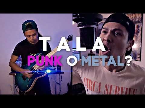 """""""TALA"""" - Sarah Geronimo  Punk Rock Cover by The Ultimate Heroes + TALODZ"""