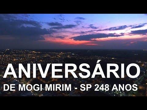 Aniversario de Mogi Mirim - SP 248 Anos