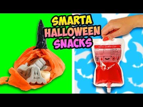 Billiga och enkelt Halloween snacks!🍬