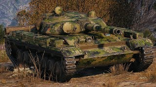World of Tanks T-100 LT - 6 Kills 8,5K Damage