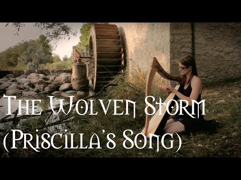 The Wolven Storm (Priscilla's Song) - The Witcher 3 | Harp Cover