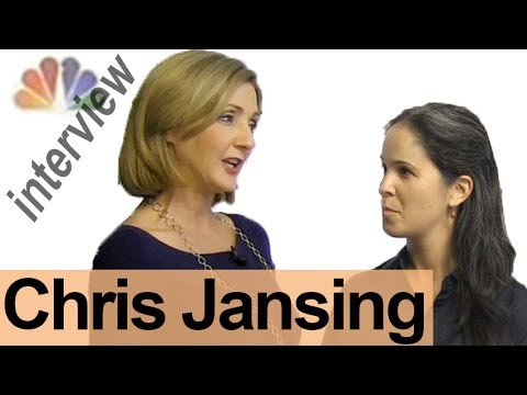 CHRIS JANSING -- Interview a Broadcaster! -- American English