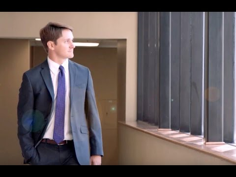 Robert Glueck, a student perspective on an LSU Law Center degree
