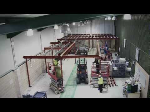 How To Build A Mezzanine Floor By Spaceway