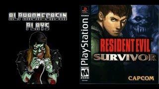 AlphaOmegaSin Plays Resident Evil Survivor (PS1) Complete