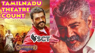 Viswasam Total Theatre List of TamilNadu | Mass Opening Guranteed thumbnail
