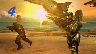 Halo Combat Evolved Часть 4 Преодоление припятствий