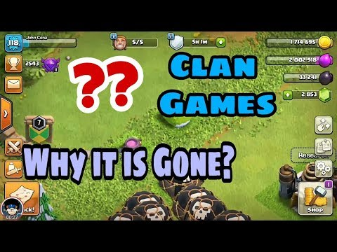 Clan Games Gone!! Clash of Clans