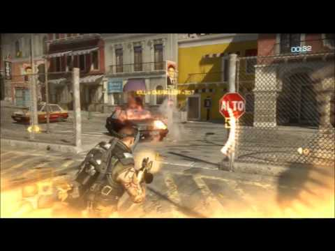 """Army Of Two: The Devil's Cartel """"Overkiller"""" Trophy/Achievement Guide"""