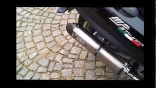 MASS Piaggio mp3 500 LT