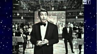 Walter Chiari ironizza sul passaparola a Canzonissima 1968