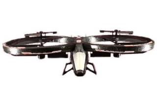 Space Phoenix Review coolest new silverlit aircraft for 2011
