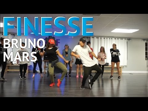 Finesse by Bruno Mars | Michael Le & Analisse Choreography | @justmaiko @analisseworld @brunomars