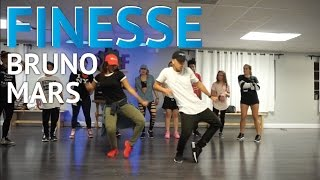 """Finesse"" by Bruno Mars 
