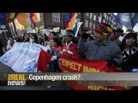 Copenhagen crash?