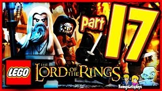 Lego the lord of the rings - Walkthrough Part 17 The Black Gate