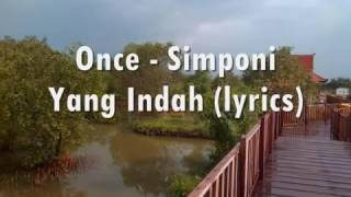 Lagu simponi lirik