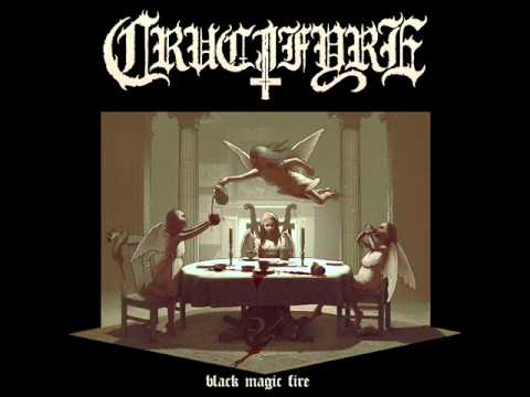 Crucifyre - Baphomet's Revenge - black magic fire (2014)