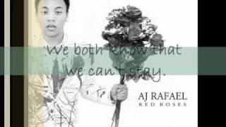 AJ Rafael - Mess We've Made (feat. Tori Kelly) Lyrics (HD)