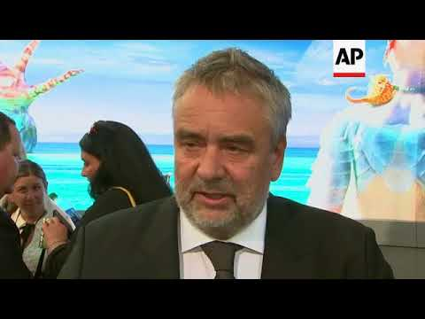 Filmmaker Luc Besson targeted in Paris rape complaint