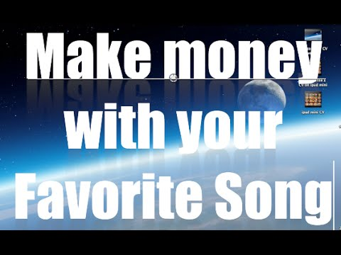 How to make money from your old song cover or karaoke in youtube.