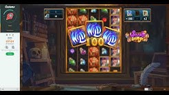 Wizard Shop Slot - Free Spins - Push Gaming