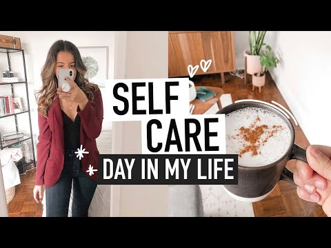 A SELF CARE DAY IN MY LIFE | my relationship with social media & embracing 'me time'