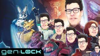 Get Meched - gen:LOCK Trailer