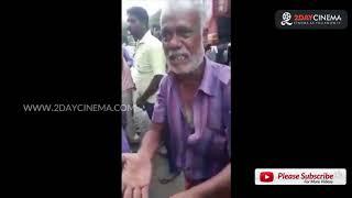வயதான டிரைவரை அடித்த போலீசை வெளுத்து வாங்கிய பொதுமக்கள் - Tamil Nadu | Police | Vaaniyampadi