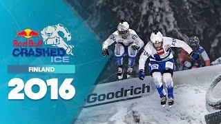 Ice Cross Downhill Battles in Jyväskyla-Laajis | Red Bull Crashed Ice 2016