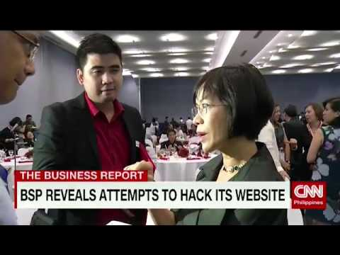 BSP reveals attempts to hack its website